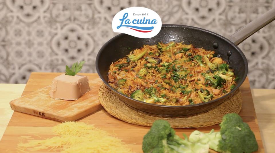 Las 12 nuevas recetas de La Cuina que no puedes perderte